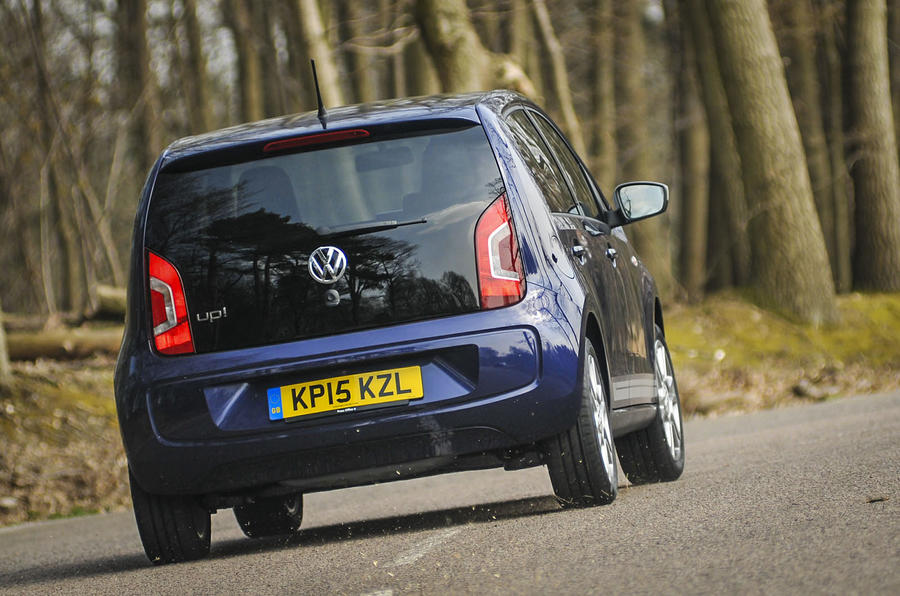 Volkswagen Club Up Review (2016) | Autocar