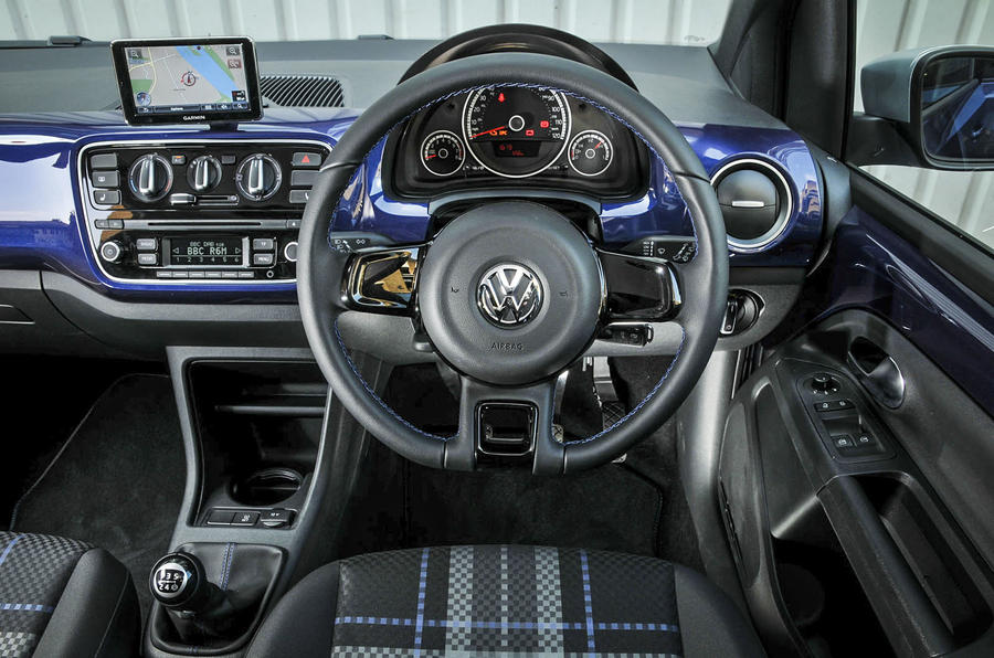 Volkswagen Club Up Review 2016 Autocar