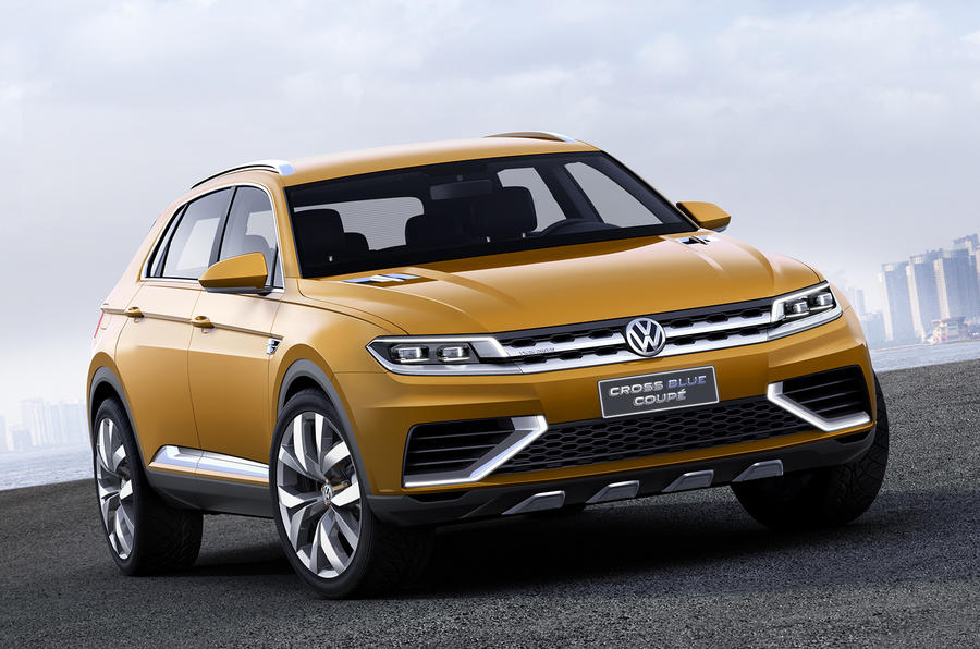 UK sales for Volkswagen CrossBlue SUV remains undecided