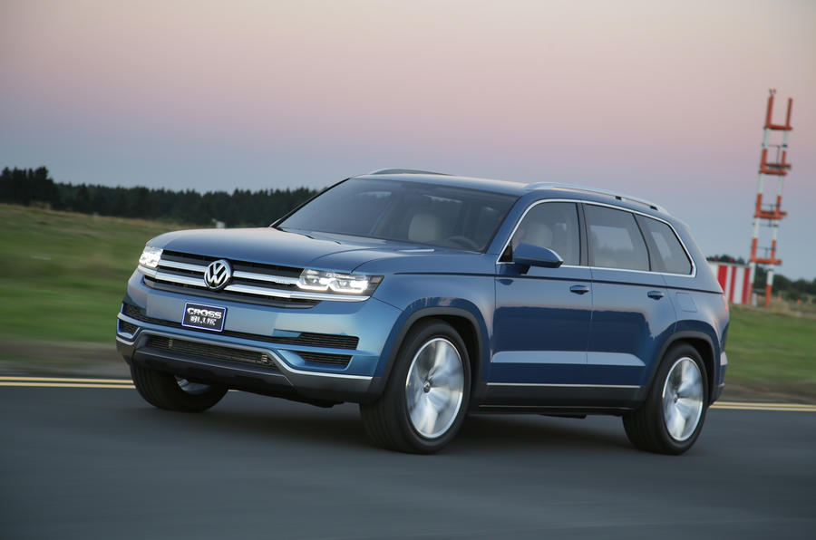 Uk Sales For Volkswagen Crossblue Suv Remains Undecided Autocar