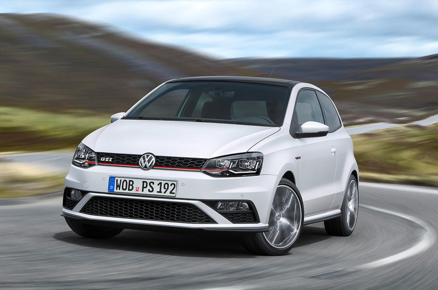 Volkswagen shows off go-faster Polo GTI ahead of Paris debut