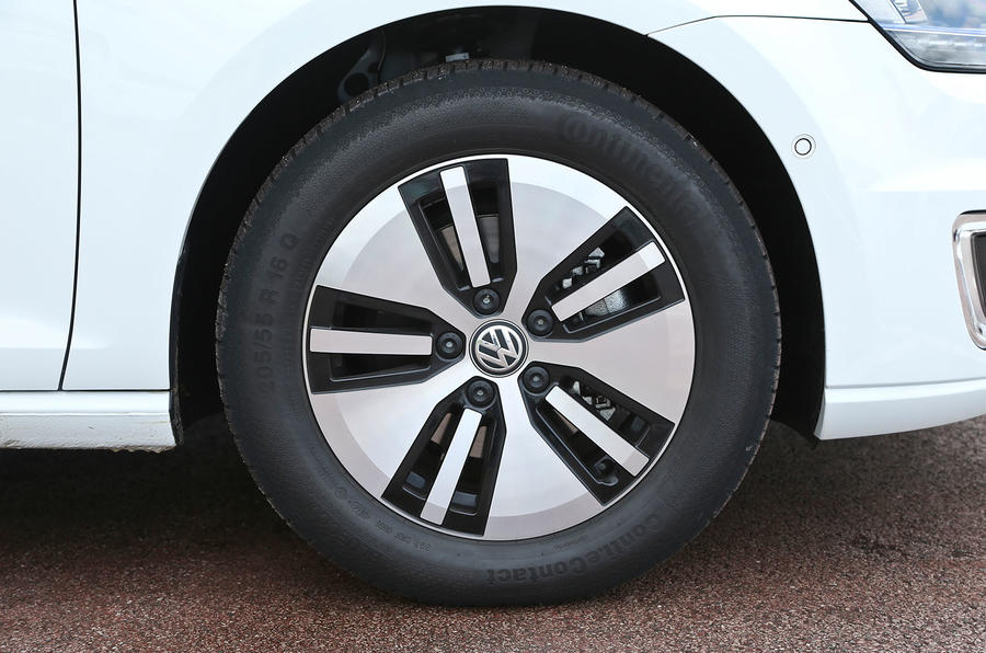 16in Volkswagen e-Golf alloy wheels