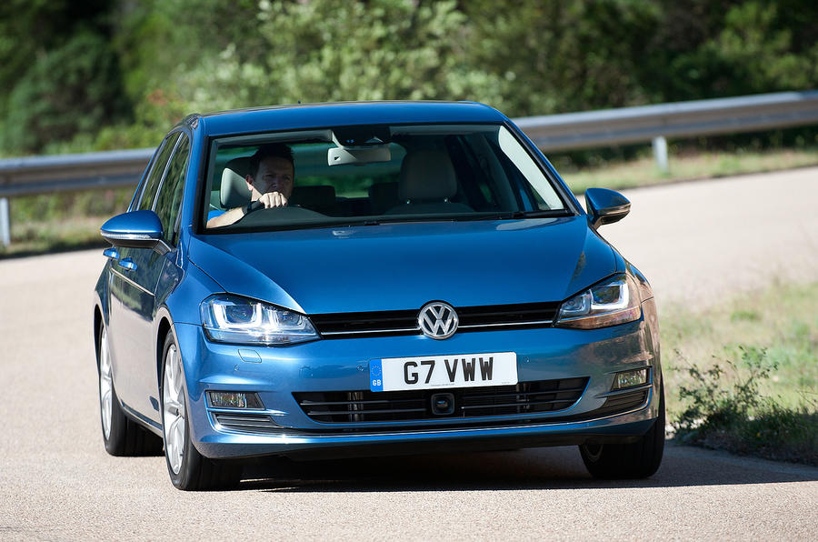 Volkswagen Golf S 1.2 TSI DSG first drive review