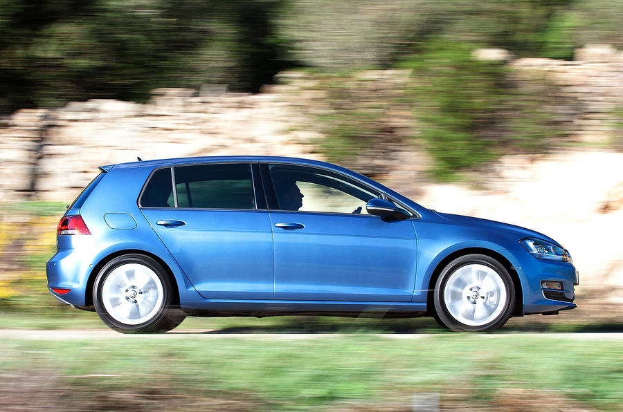 volkswagen golf s 1.2 tsi dsg first drive