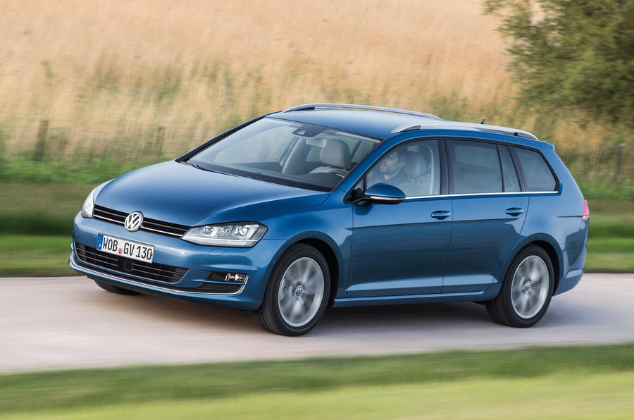 Volkswagen Golf estate 2.0 TDI SE 150