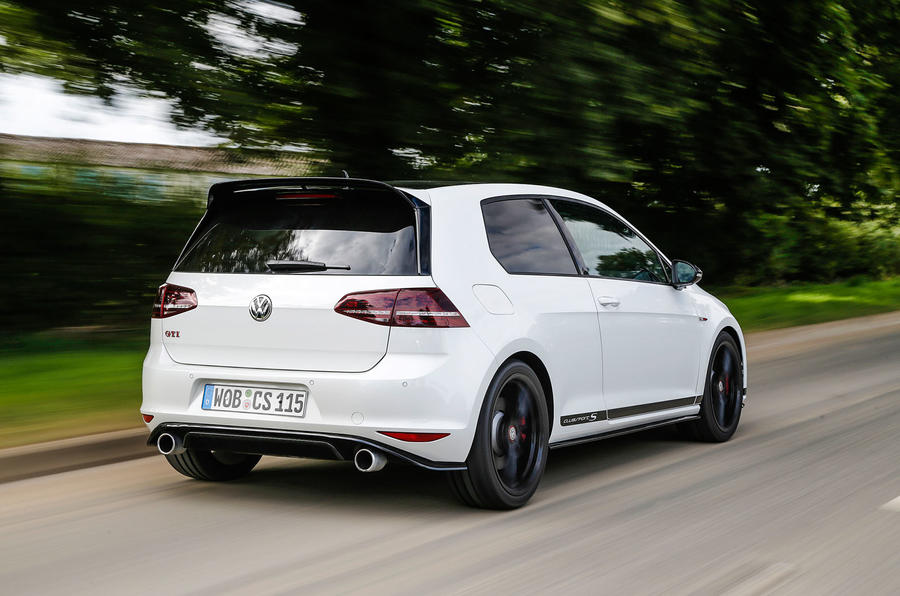 Volkswagen Golf Gti Clubsport S Review 2018 Autocar