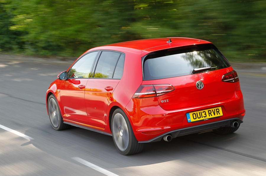 VW Golf GTI UK first drive review