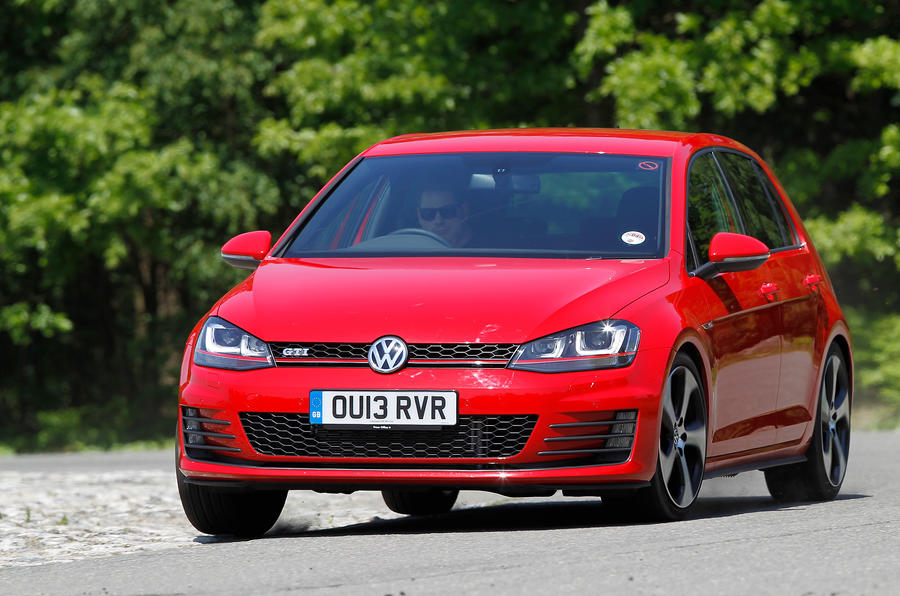 Gti Performance Package >> Volkswagen Golf Gti Performance Pack 5dr Dsg Uk First Drive