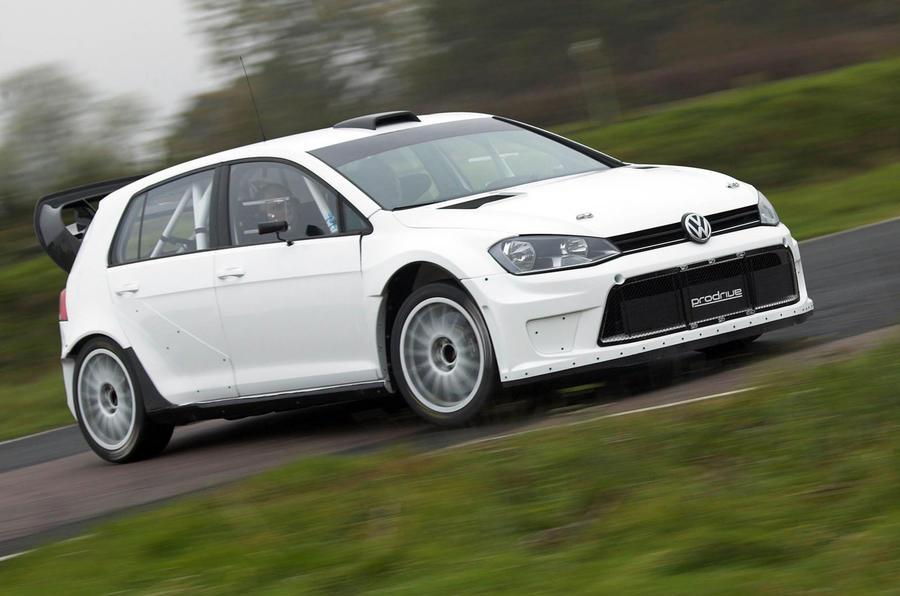 New Prodrive-built Volkswagen Golf rally car revealed