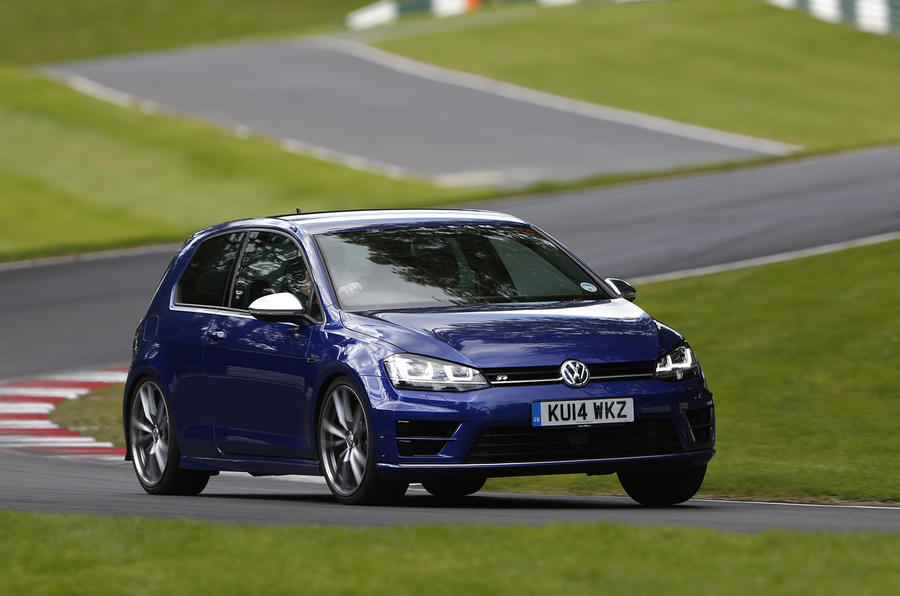 Affordable fun special - Ford Fiesta ST3 Mountune versus VW Golf R