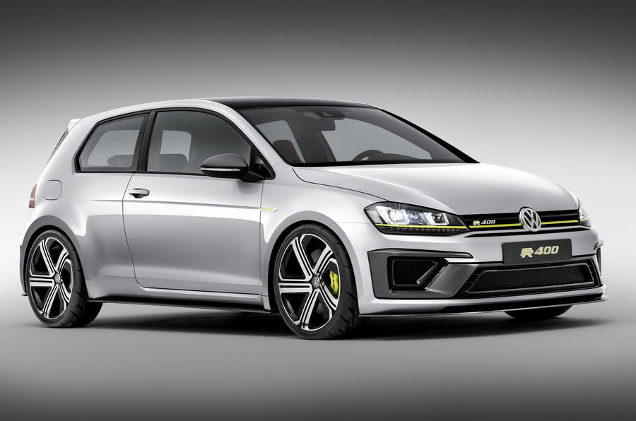 Volkswagen considering production Golf R400