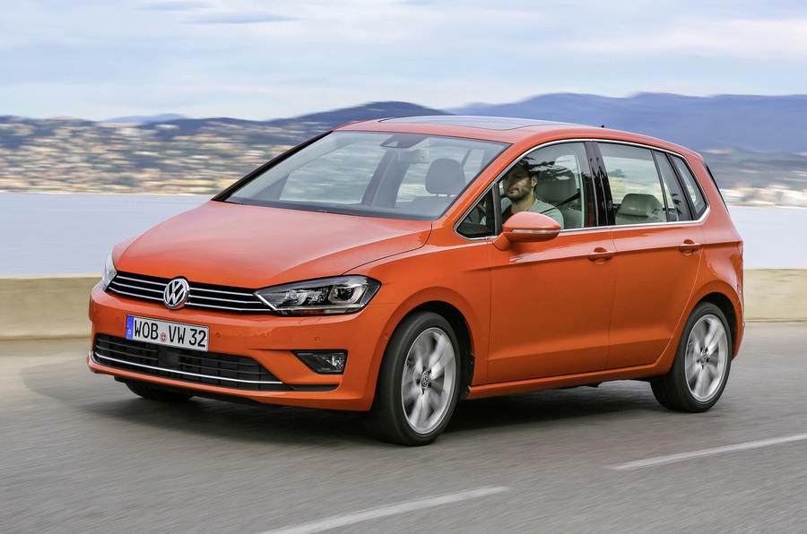Volkswagen Golf SV first drive review