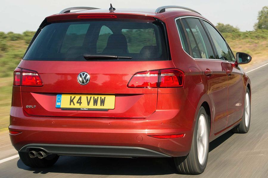 Volkswagen Golf SV GT 1.4 TSI UK first drive review