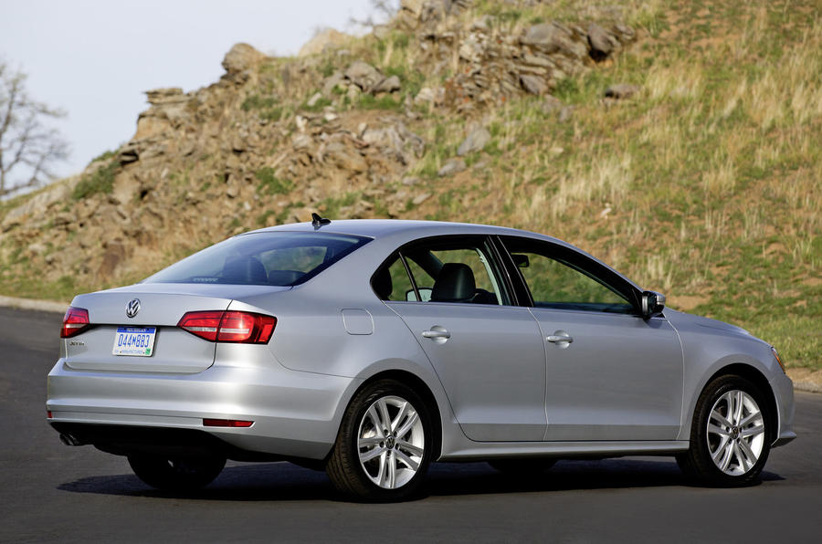 Revised Volkswagen Jetta set for New York debut