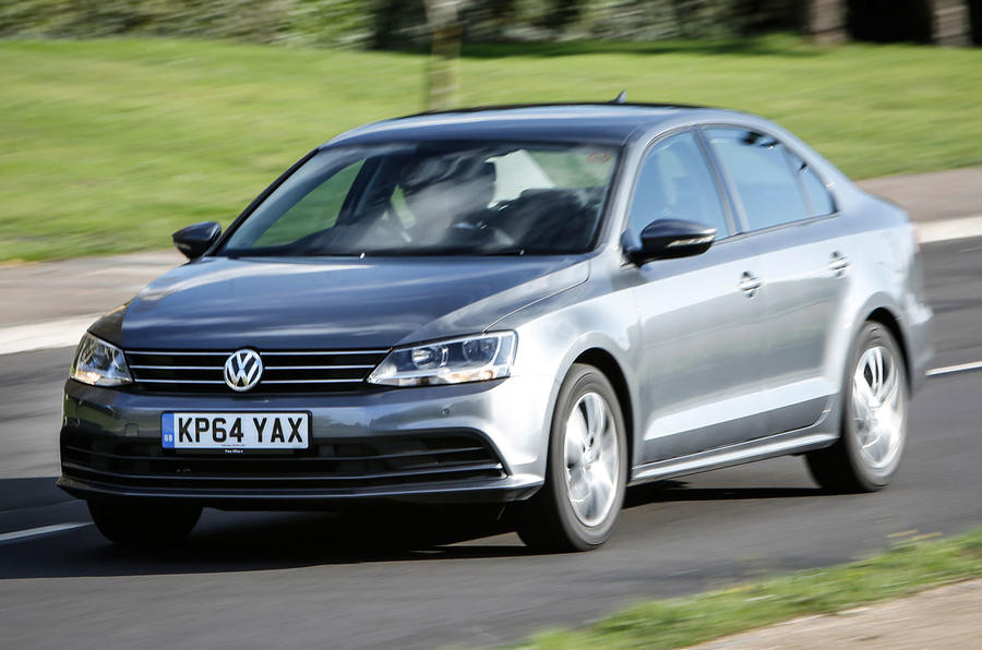 2014 Volkswagen Jetta 2.0 TDI SE UK first drive review