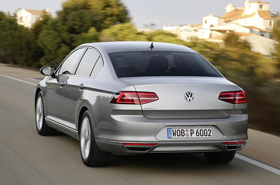 VW Passat 2.0 BiTDi GT 4Motion first drive review