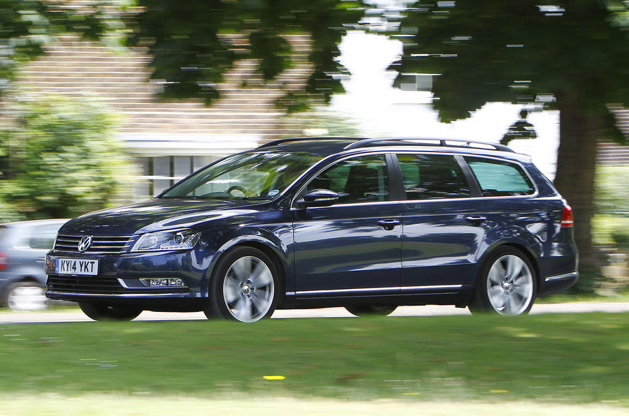 Volkswagen Passat estate Executive Style
