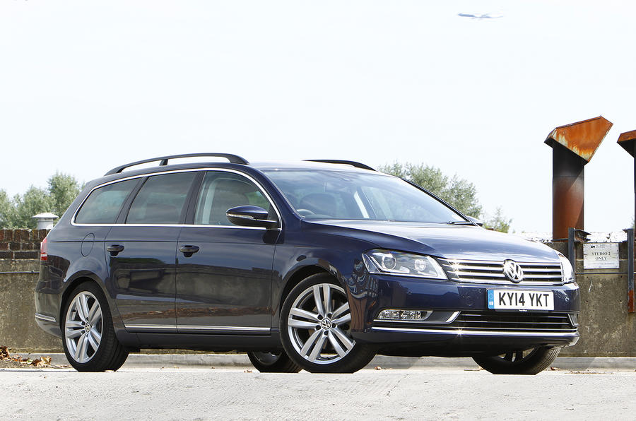Volkswagen Passat estate Executive Style 2.0 TDI Bluemotion first drive review