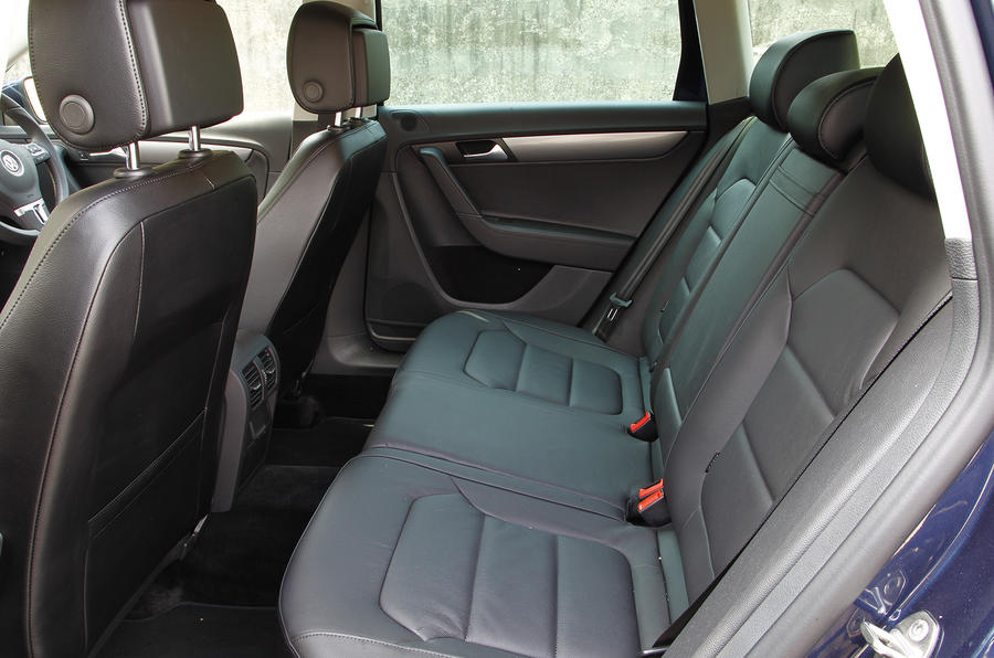 Volkswagen Passat estate Executive Style rear seats