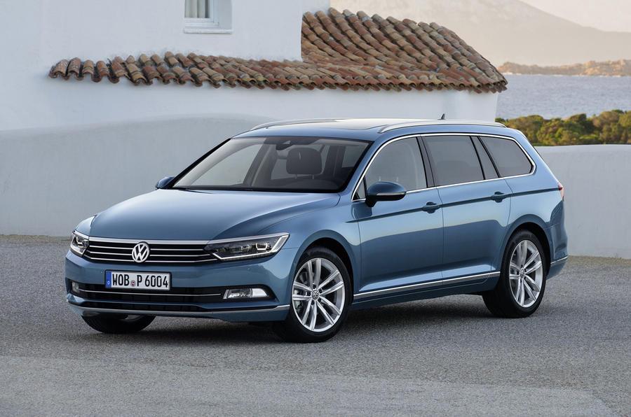4 star Volkswagen Passat estate 2.0 TDI BlueMotion