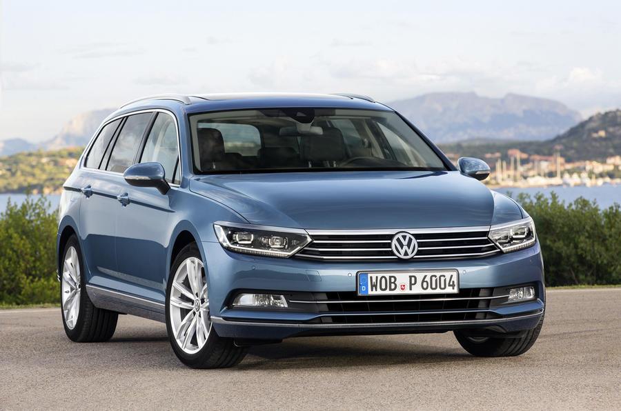 148bhp Volkswagen Passat estate 2.0 TDI BlueMotion