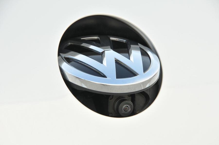 Volkswagen Passat GTE reversing camera