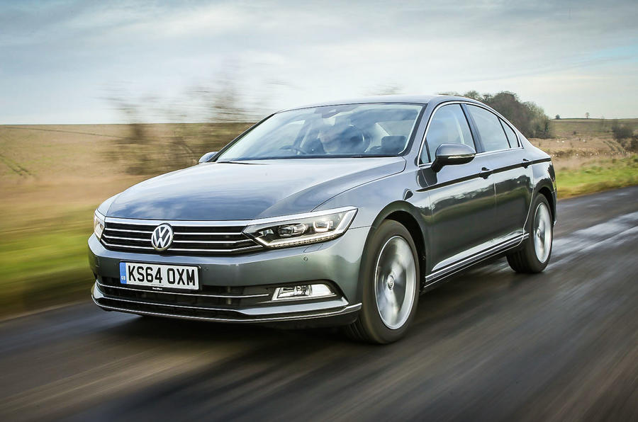 expert volkswagen reviews by passat james tdi day review bergeron
