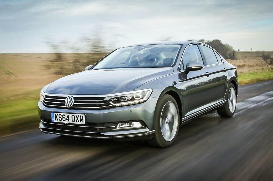 Volkswagen Passat Review 2017 Autocar