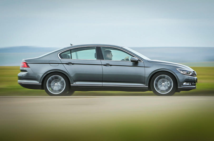 The Volkswagen Passat