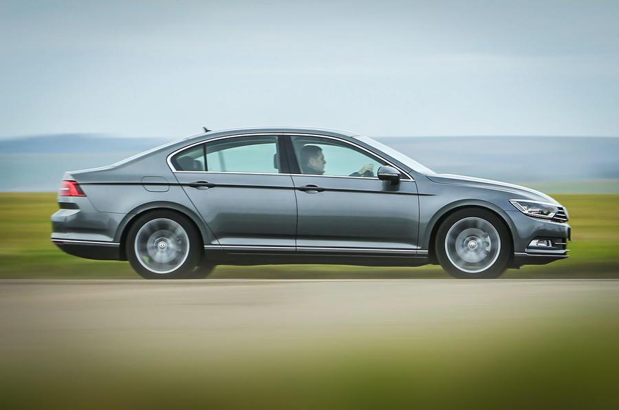 The Volkswagen Passat