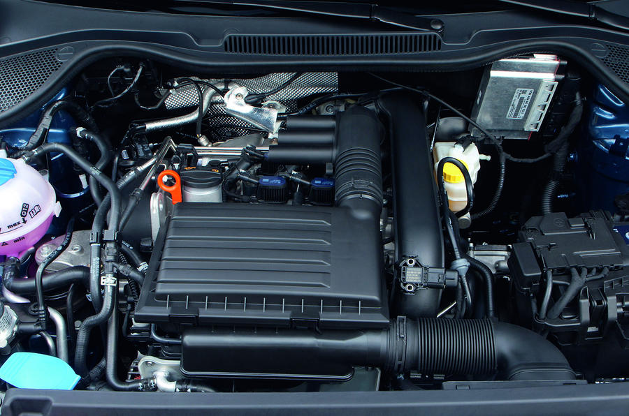 1.4-litre TSI Volkswagen Polo engine