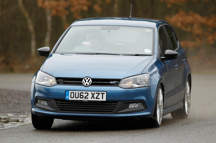 Volkswagen Polo BlueGT 2008-2014