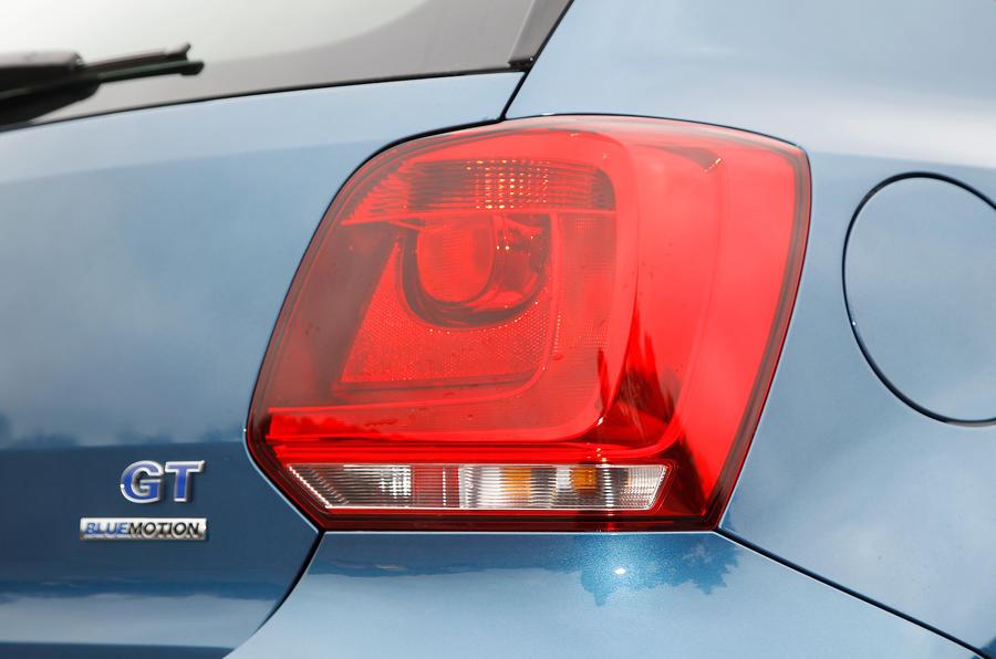 Volkswagen Polo BlueGT rear lights