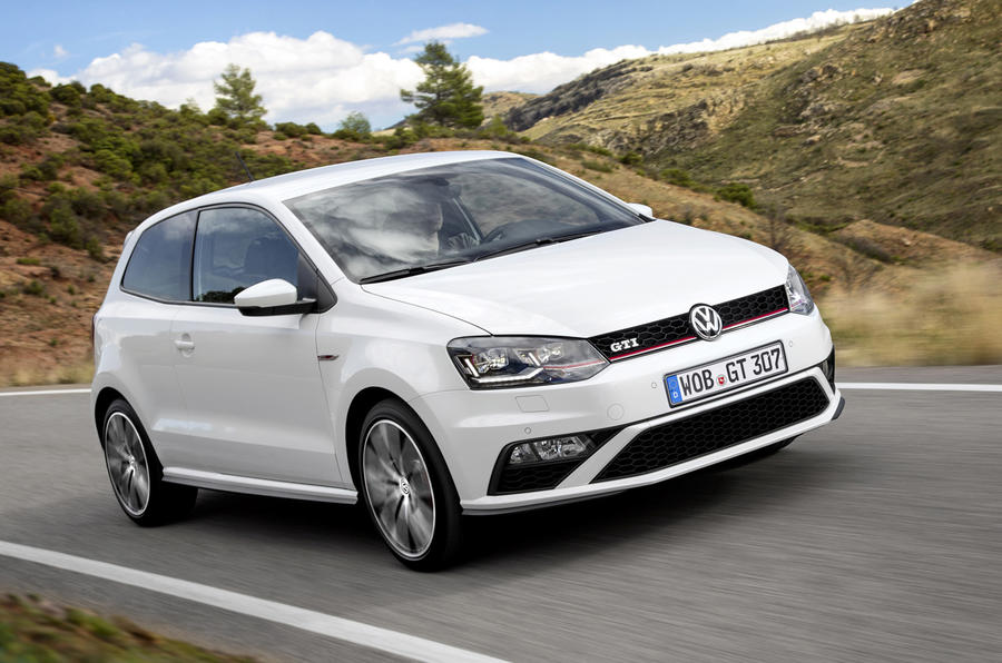 8a525d7fa02a 2014 Volkswagen Polo GTI 3dr manual review