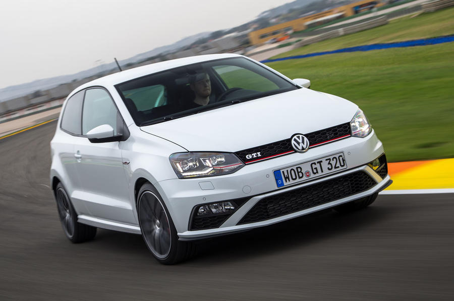 2014 Volkswagen Polo GTI 3dr manual review