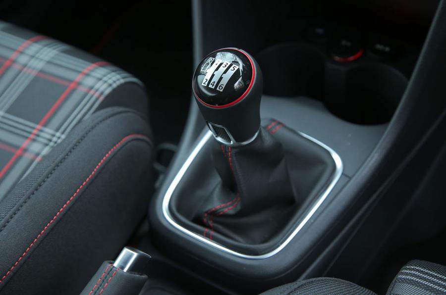 Volkswagen Polo GTI manual gearbox
