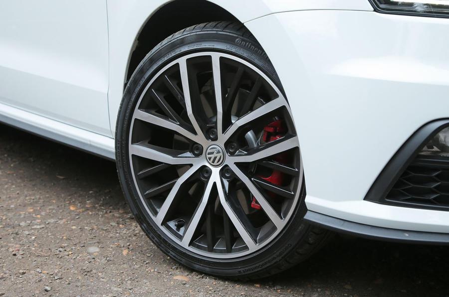 17in Volkswagen Polo GTI alloys
