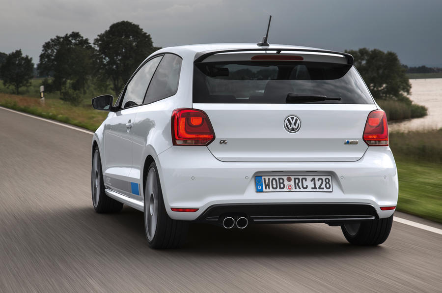 volkswagen polo r wrc first drive. Black Bedroom Furniture Sets. Home Design Ideas