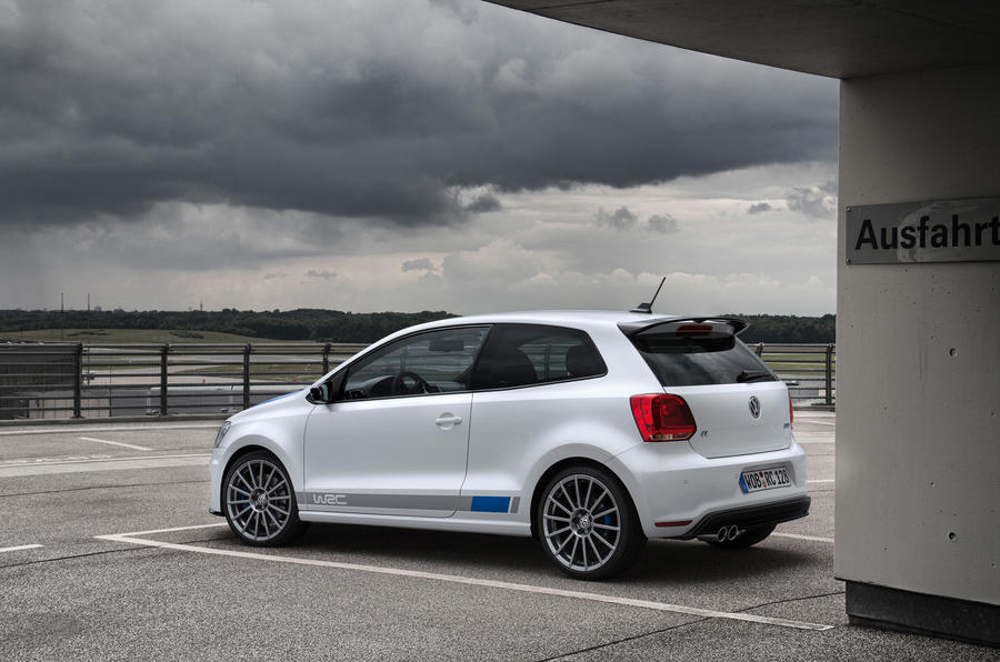 Volkswagen Polo R WRC first drive
