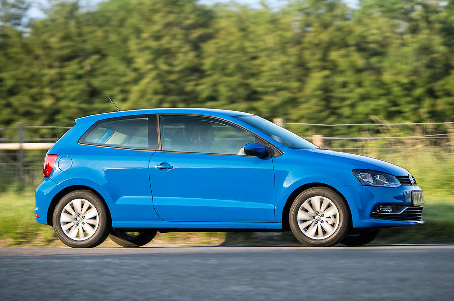 Volkswagen Polo SE 1.2 TSI first drive review