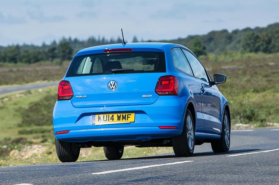 Volkswagen Polo Se 1 2 Tsi First Drive