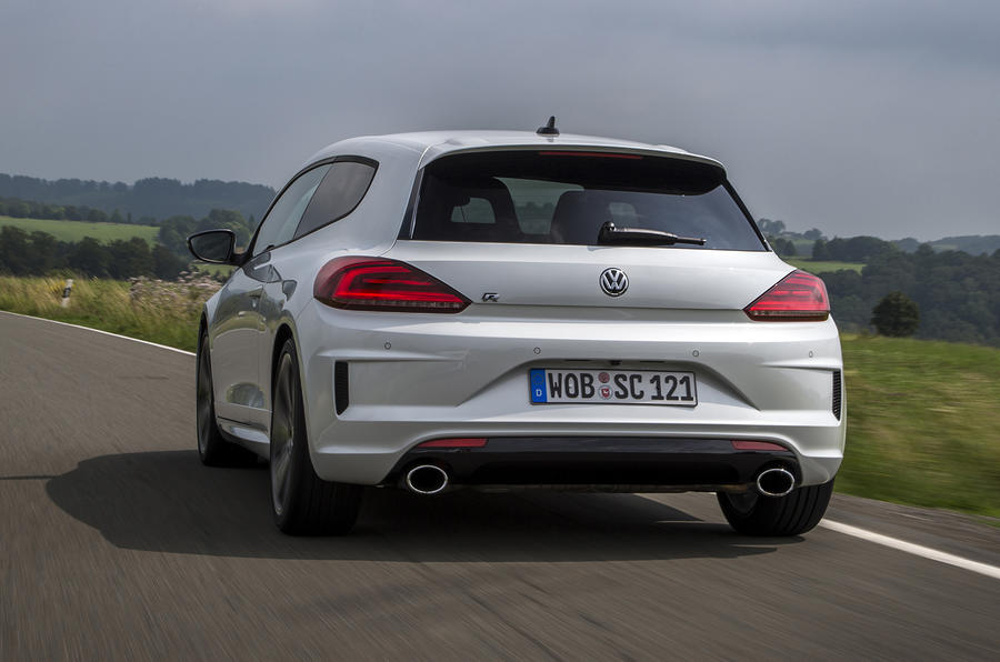 2014 Volkswagen Scirocco R and R-Line - Dynamic Launch Galleries 36