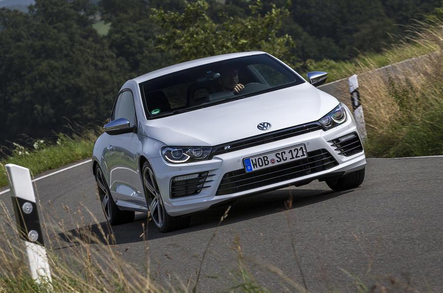2014 Volkswagen Scirocco R DSG first drive