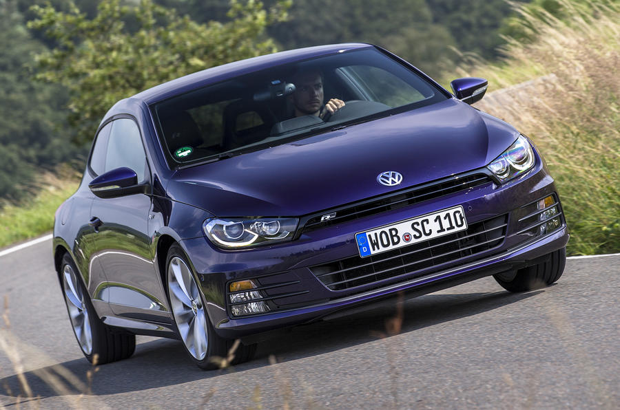 2014 Volkswagen Scirocco R-Line 2.0-litre TDI first drive review
