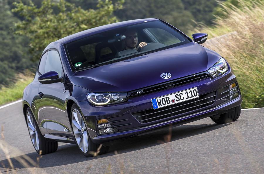 Volkswagen Scirocco R-Line 2.0-litre TDI first drive