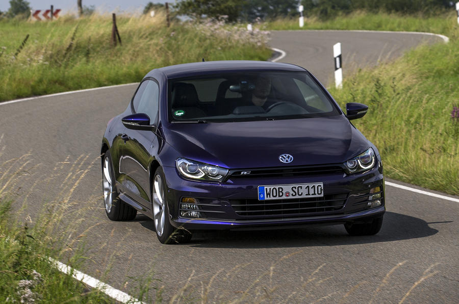 volkswagen scirocco r line 2 0 litre tdi first drive. Black Bedroom Furniture Sets. Home Design Ideas