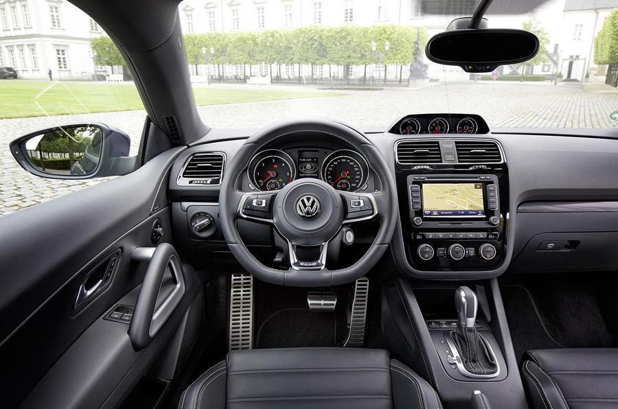 Volkswagen Scirocco R-Line 2.0-litre TDI 184 PS