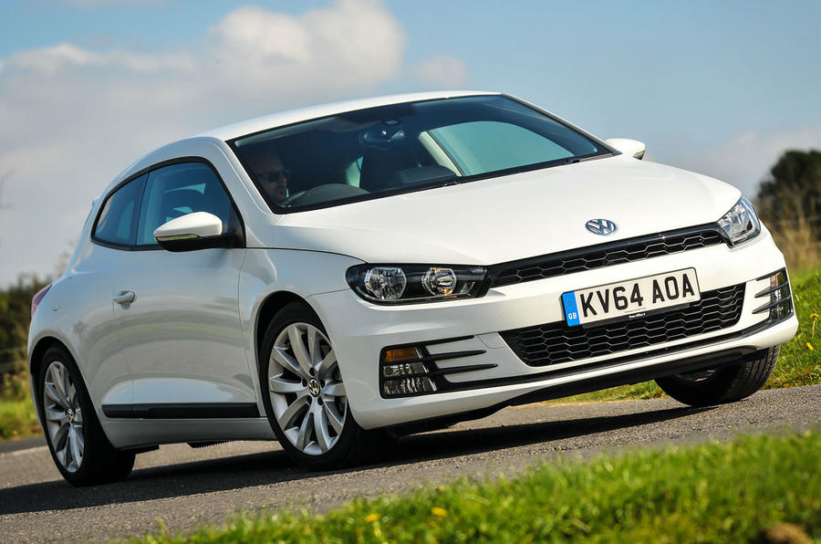 2014 Volkswagen Scirocco 1.4 TSI UK first drive review