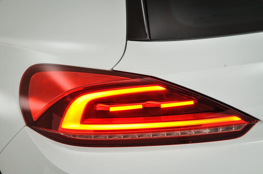 Volkswagen Scirocco LED tailights