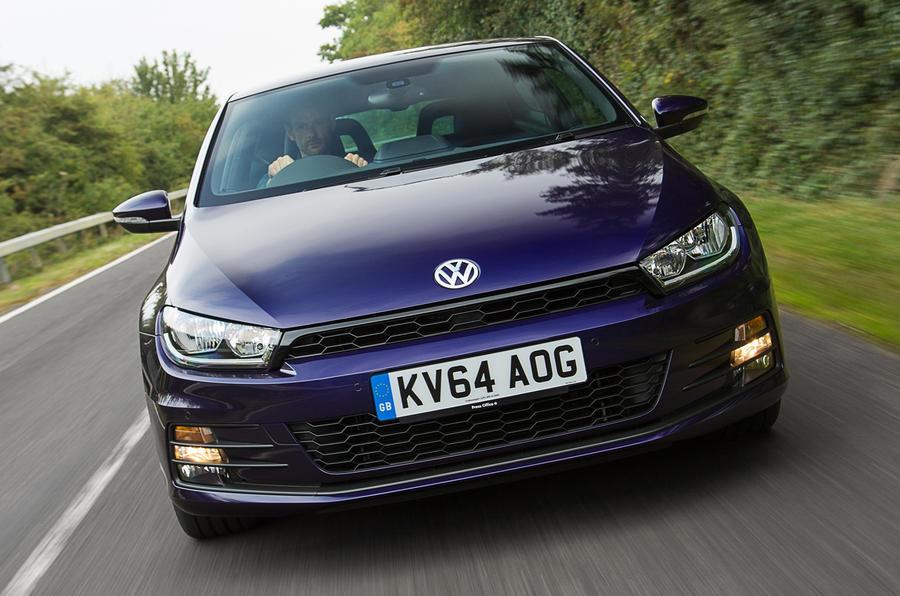 £26,525 Volkswagen Scirocco 2.0 TDI 150
